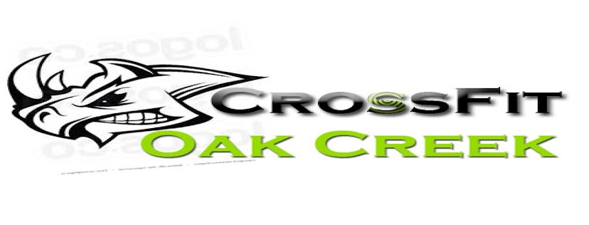CrossFit Oak Creek
