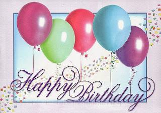 Feliz Cumpleaños con Globos, parte 5