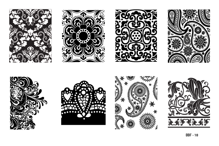 Lacquer Lockdown - stamping, nail art, easy nail art ideas, easy nail art, cute nail art, diy nails, diy nail art, indie plate maker, new stamping plates 2014, new nail art plates 2014, new nail art image plates 2014, new stamping plates, LojaBBF, Loja BBF, full nail images, floral, leaves, wall paper patterns, fleur de lis, abstract, stencil patterns, paisley print, hearts, flowers, leaves, filgeree, LojaBBF 18, BBF 18