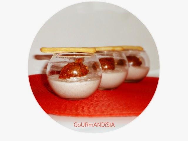 image Mousse de jambon blanc et pesto rosso
