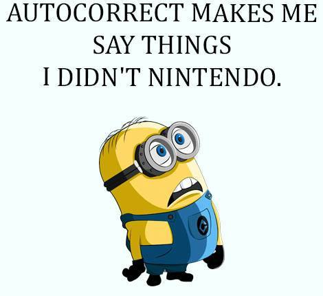 AutoCorrectness?