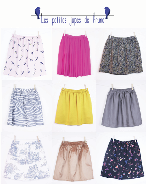Les Petites Jupes de Prune Internet Mode Fashion Prune Boidin Blog Emily Fashion And Beauty Liberty Jouy Plissée