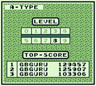 Tetris Gameplay Screenshot 04