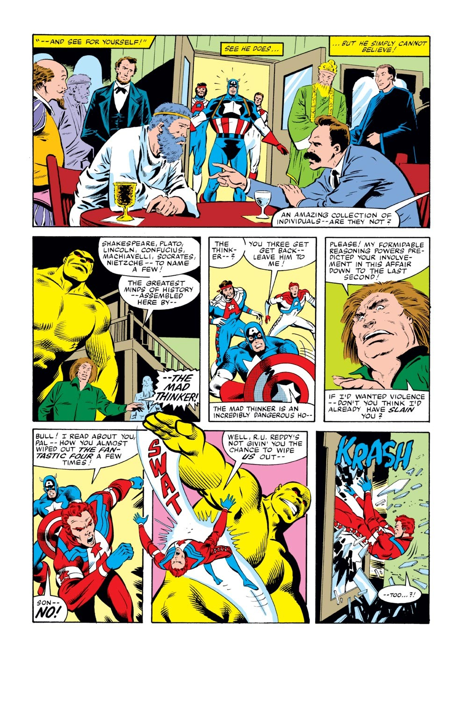 Captain America (1968) Issue #269 #185 - English 15