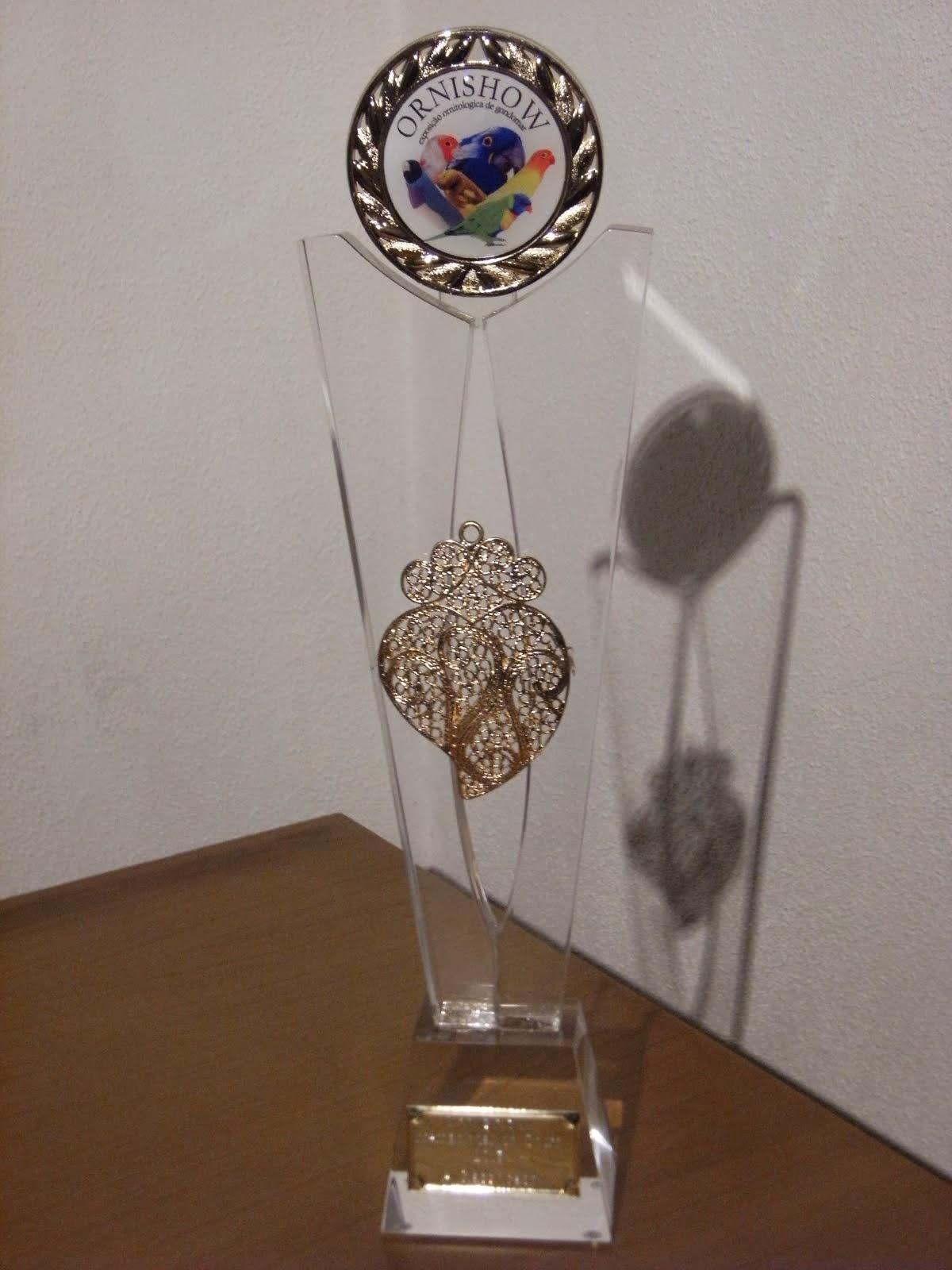 ORNISHOW 2013 ( 2 Ouro 1 Bronze )