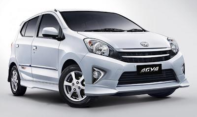 Toyota Agya S TRD