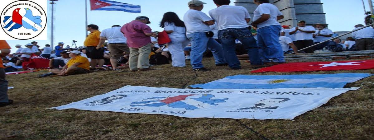Grupo Bariloche de Solidaridad con Cuba