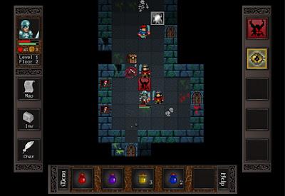 インディーズゲーム ストラテジー・RPG部門 ノミネート Cardinal Quest