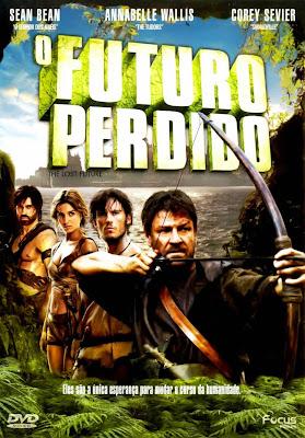 O Futuro Perdido - DVDRip Dual Áudio