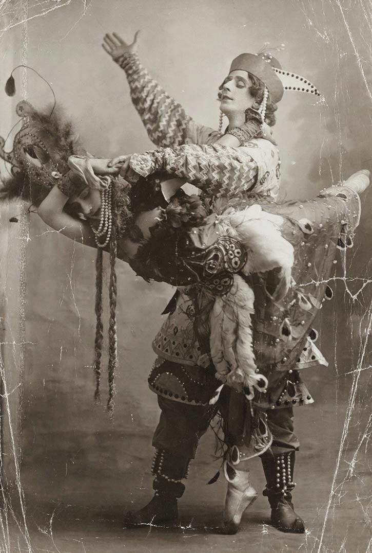 Ballet Russe, 1910