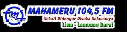 Radio Mahameru 104,5 FM | Mahamerulambar.com