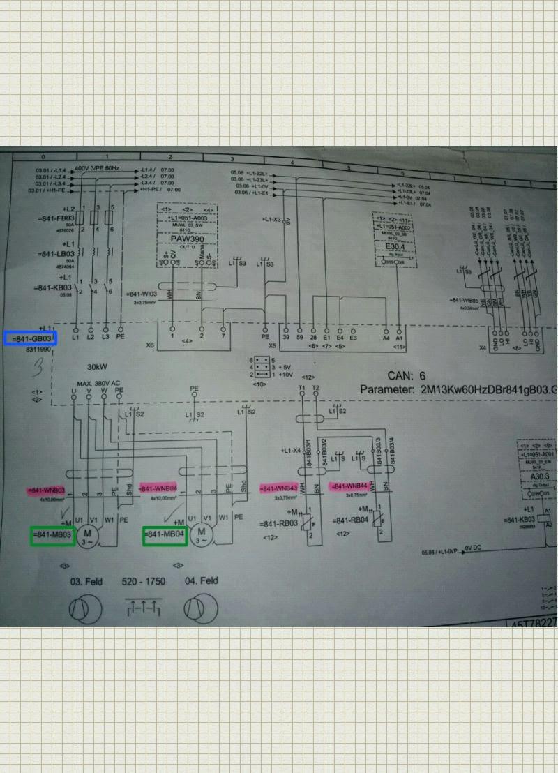 Circuito Variador De Frecuencia : Variador de velocidad controlando dos motores de ac ? ~ electroclub