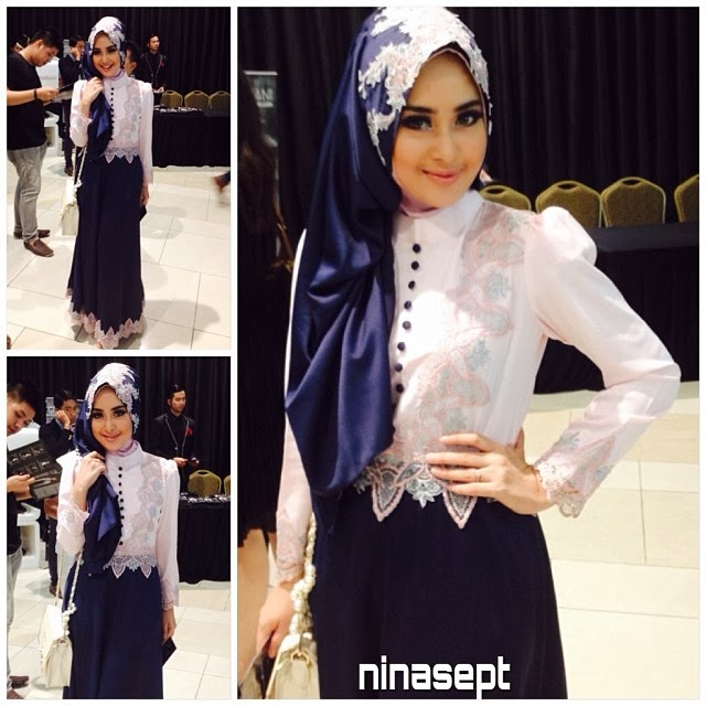 Trend Hijab Modern Untuk Ke Pesta Tutorial Hijab