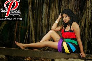 Pawani Madushani Wijesinghe actress