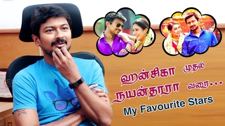 My wrong calculation with Santhanam – Udhayanidhi Stalin