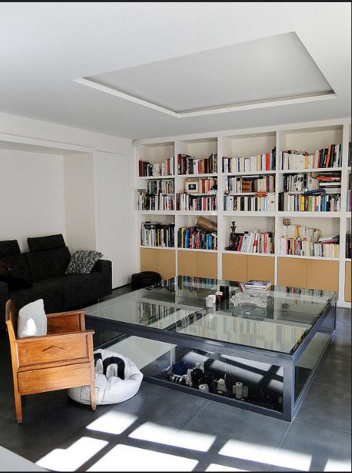 loft connexion by samuel johde loft paris 17e porte maillot. Black Bedroom Furniture Sets. Home Design Ideas