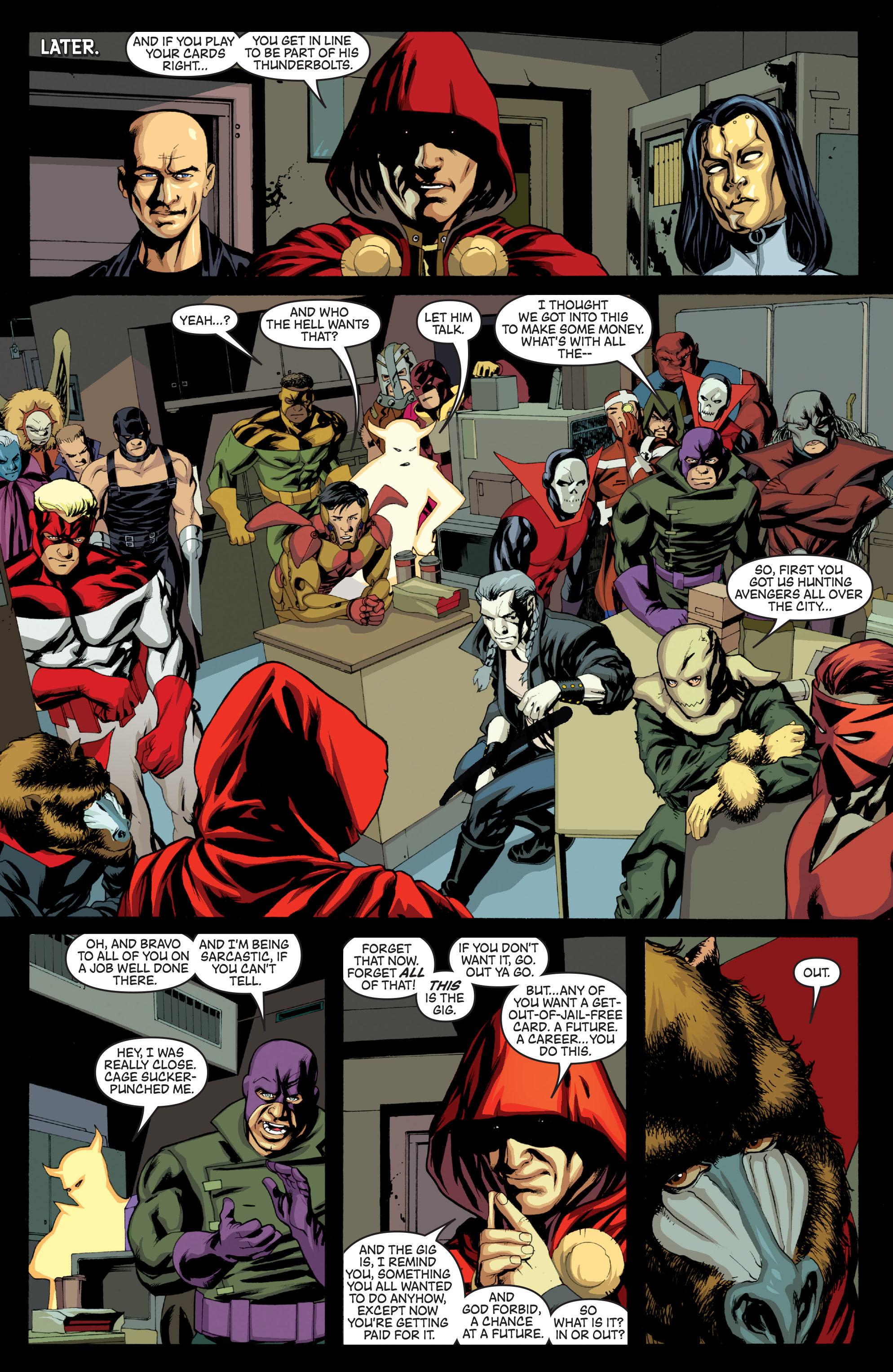 New Avengers (2005) chap 64 pic 7