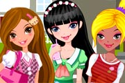 School Game : Chic School Girls 2