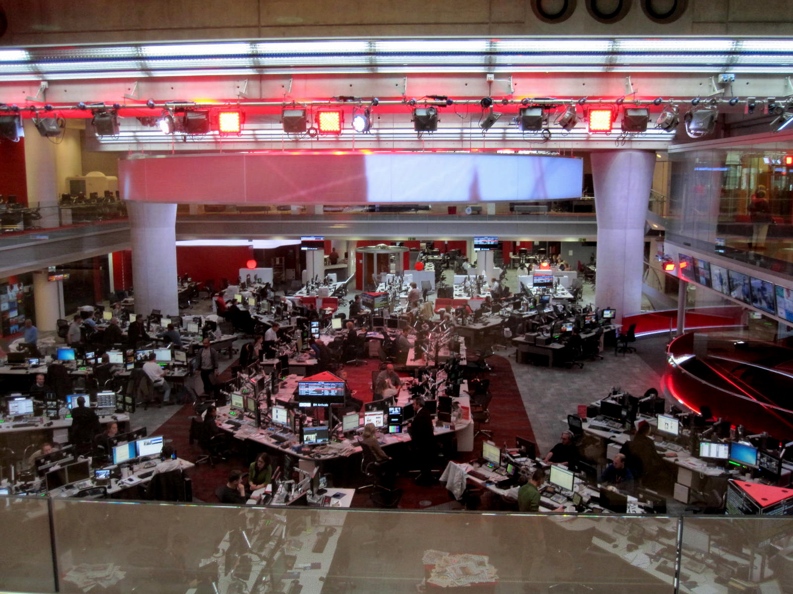 bbc broadcasting house tour - sat 27 apr 2013 | my blog - andrew ho