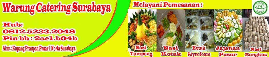 Warung Catering Surabaya