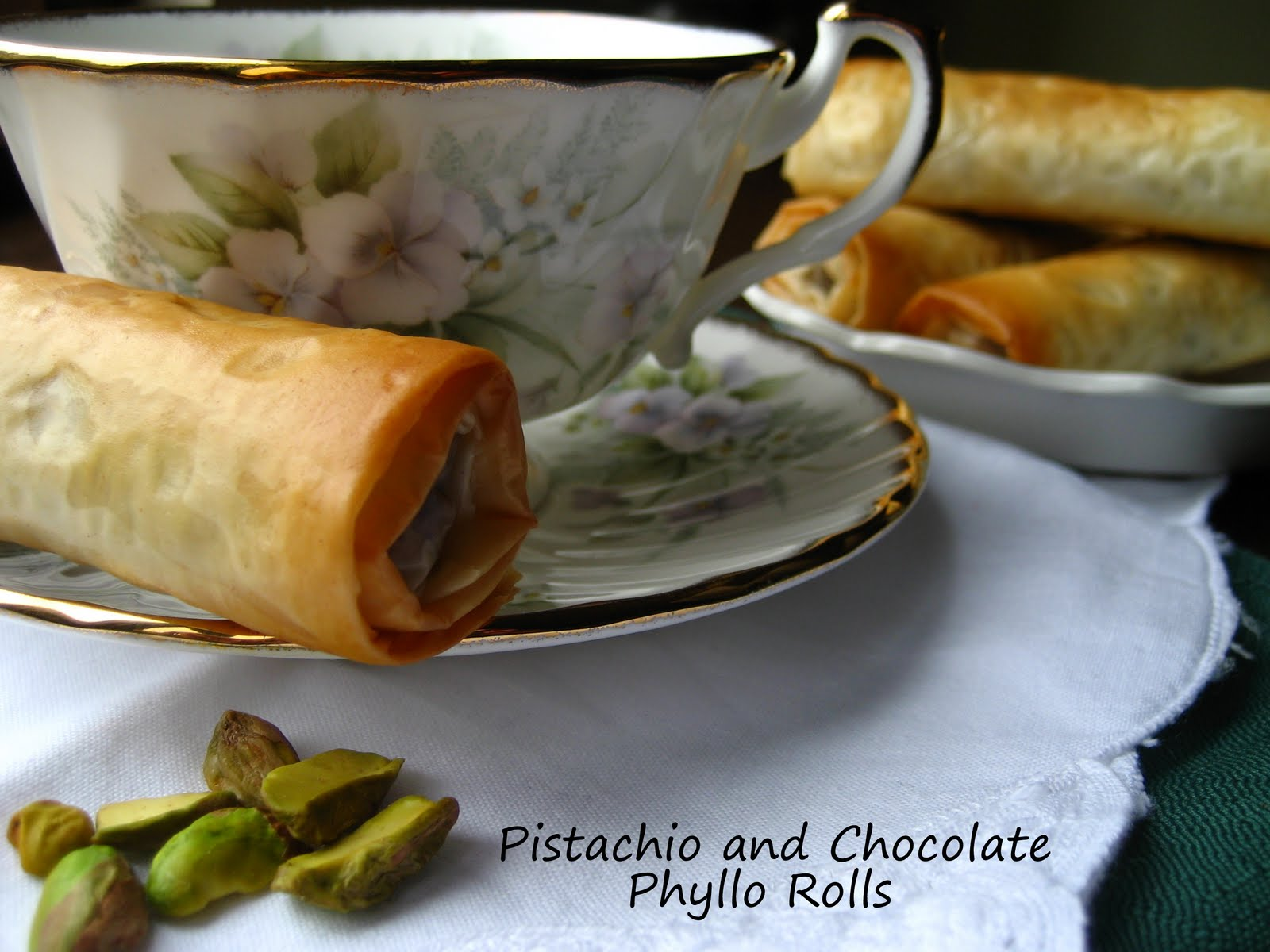 ... cookies chocolate pistachio brittle chocolate pistachio phyllo