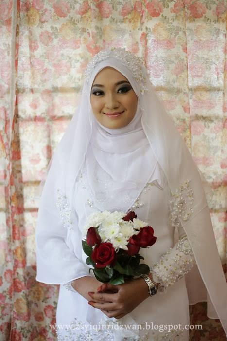 WEDDING REVIEW : TUDUNG NIKAH SAYA | SWEET & SPICY