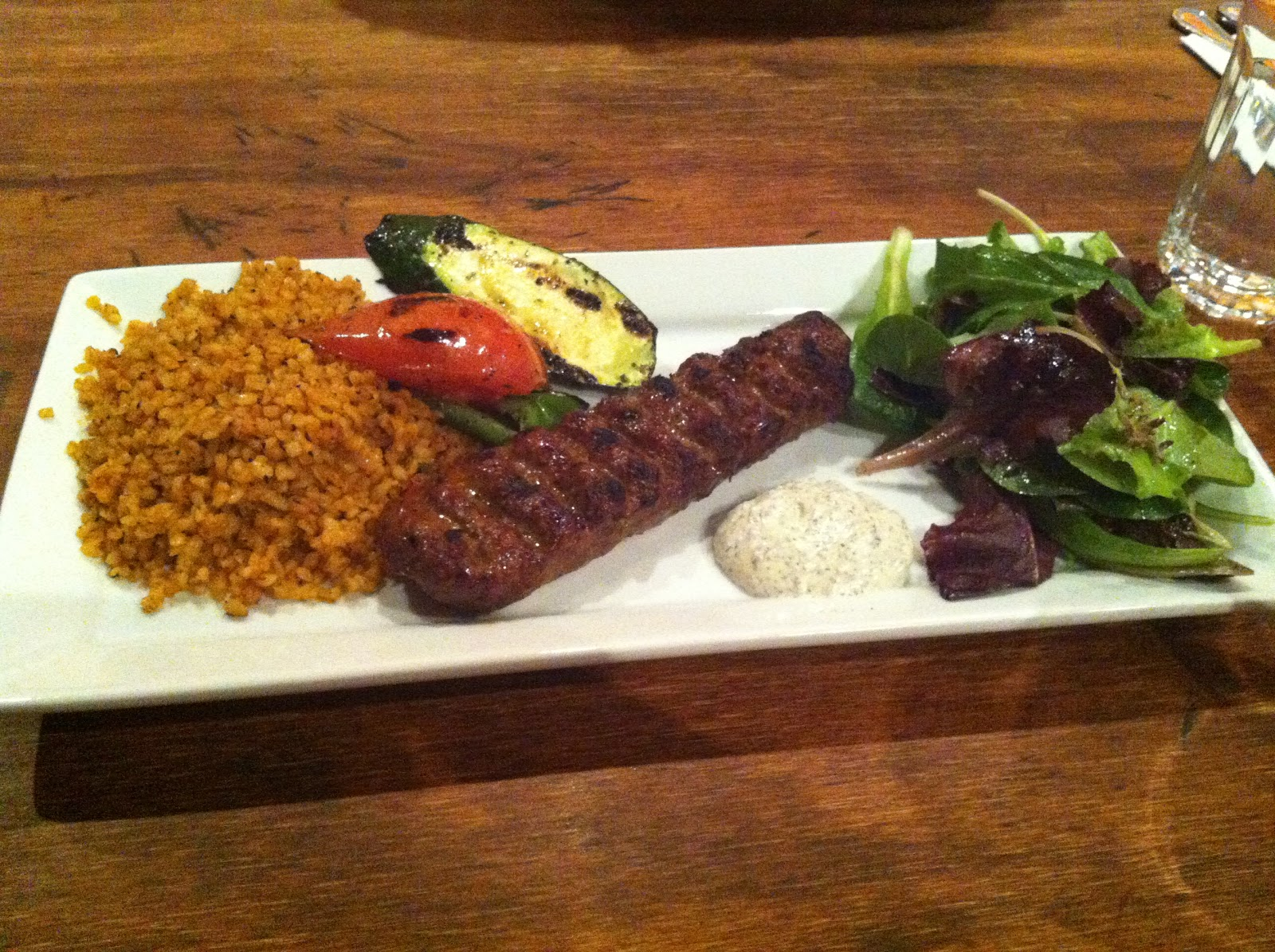 All eric can eat sofra authentic turkish cuisine for Authentic turkish cuisine