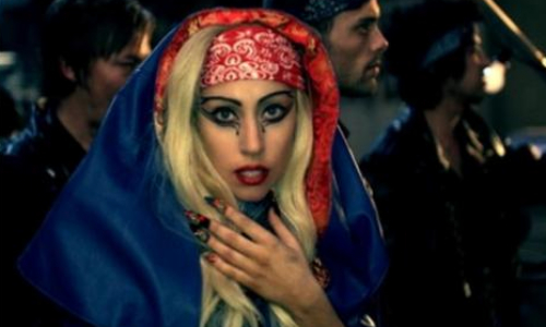 lady gaga judas wallpaper. LADY GAGA JUDAS - ALEX NOBLE