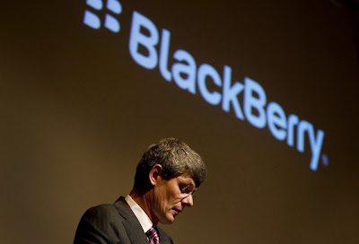 Dissapoinment for BlackBerry Lovers