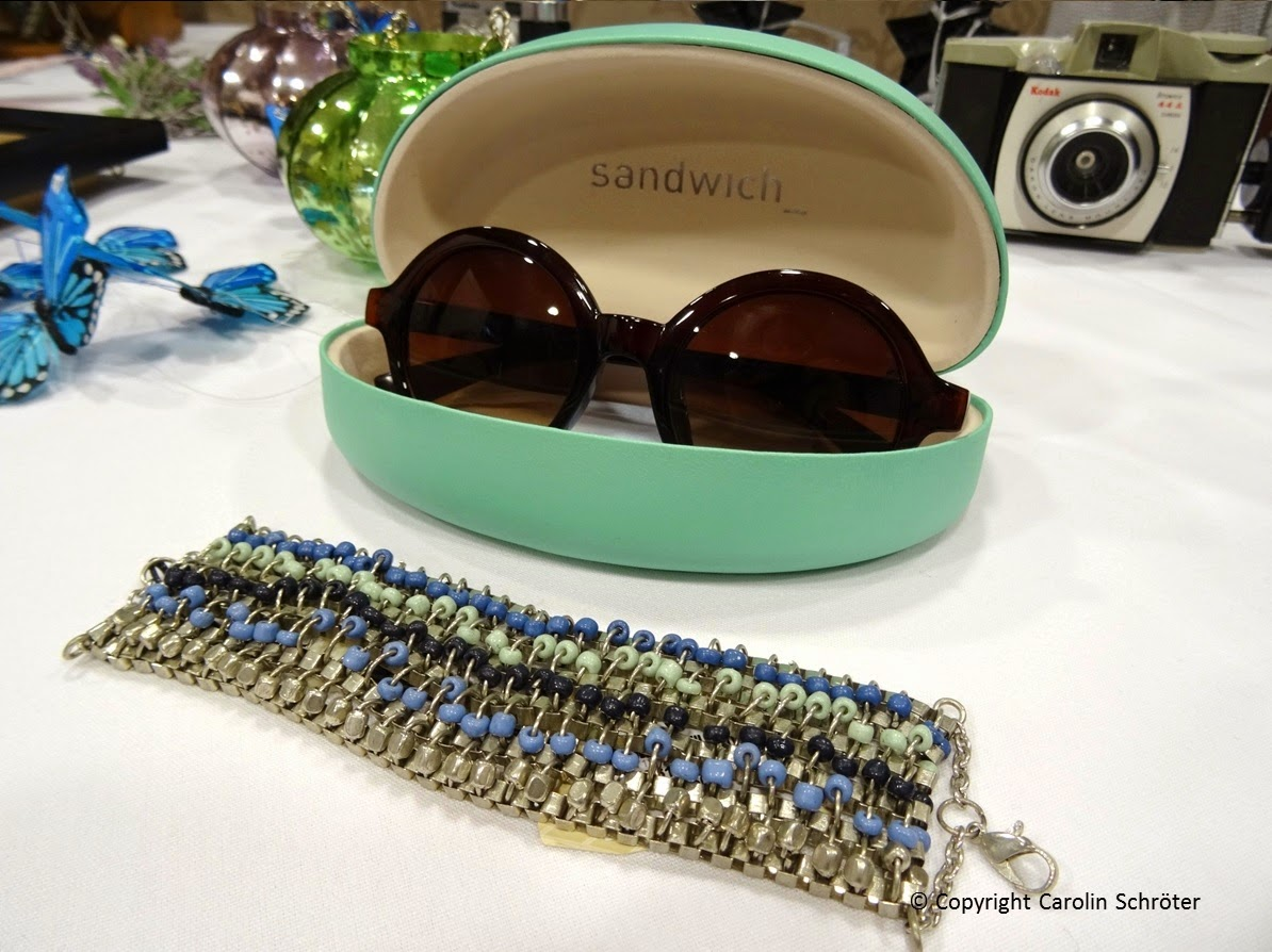 Sunglasses from Sandwich clothing