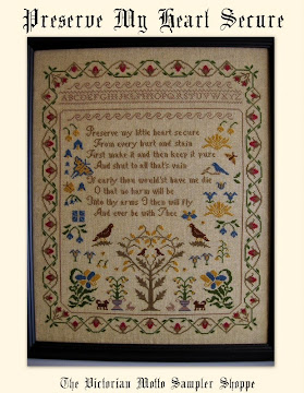 Preserve My Heart Secure Sampler