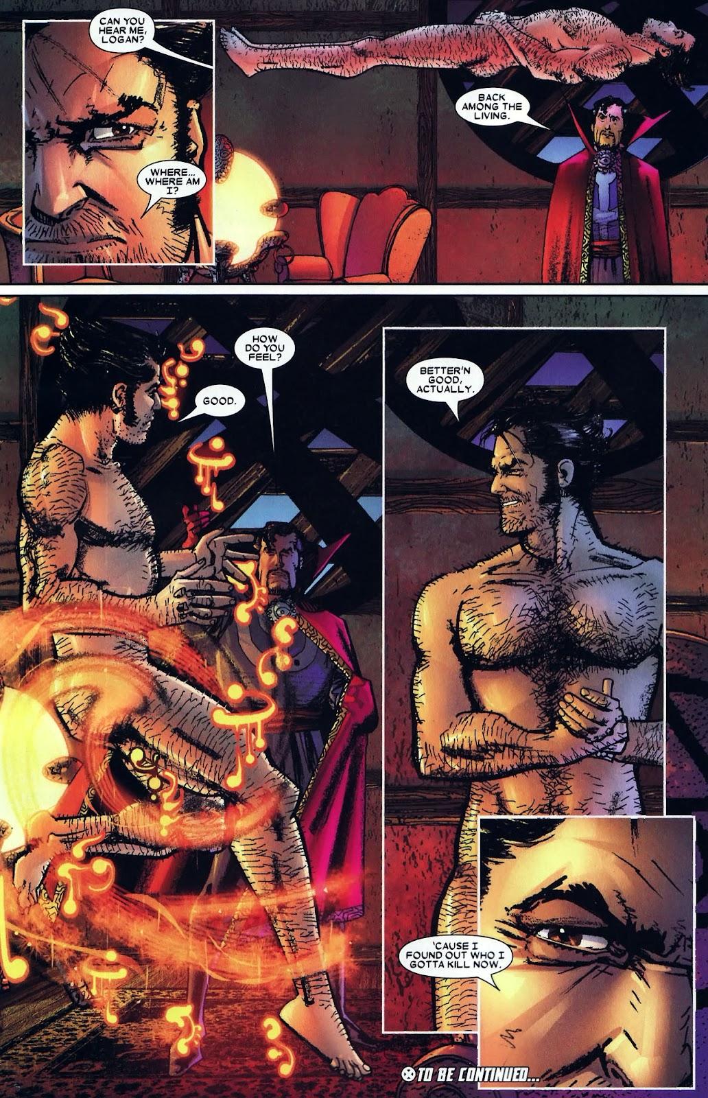 Read online Wolverine (2003) comic -  Issue #59 - 24