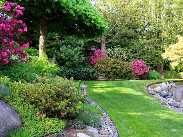 Fondos de jardin para fotos imagui for Fotos de jardines