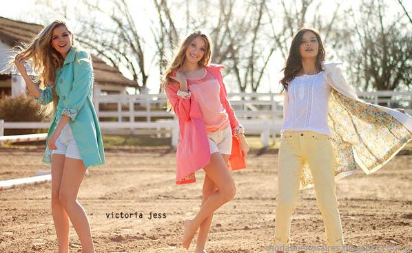 Colección Victoria Jess primavera verano 2014
