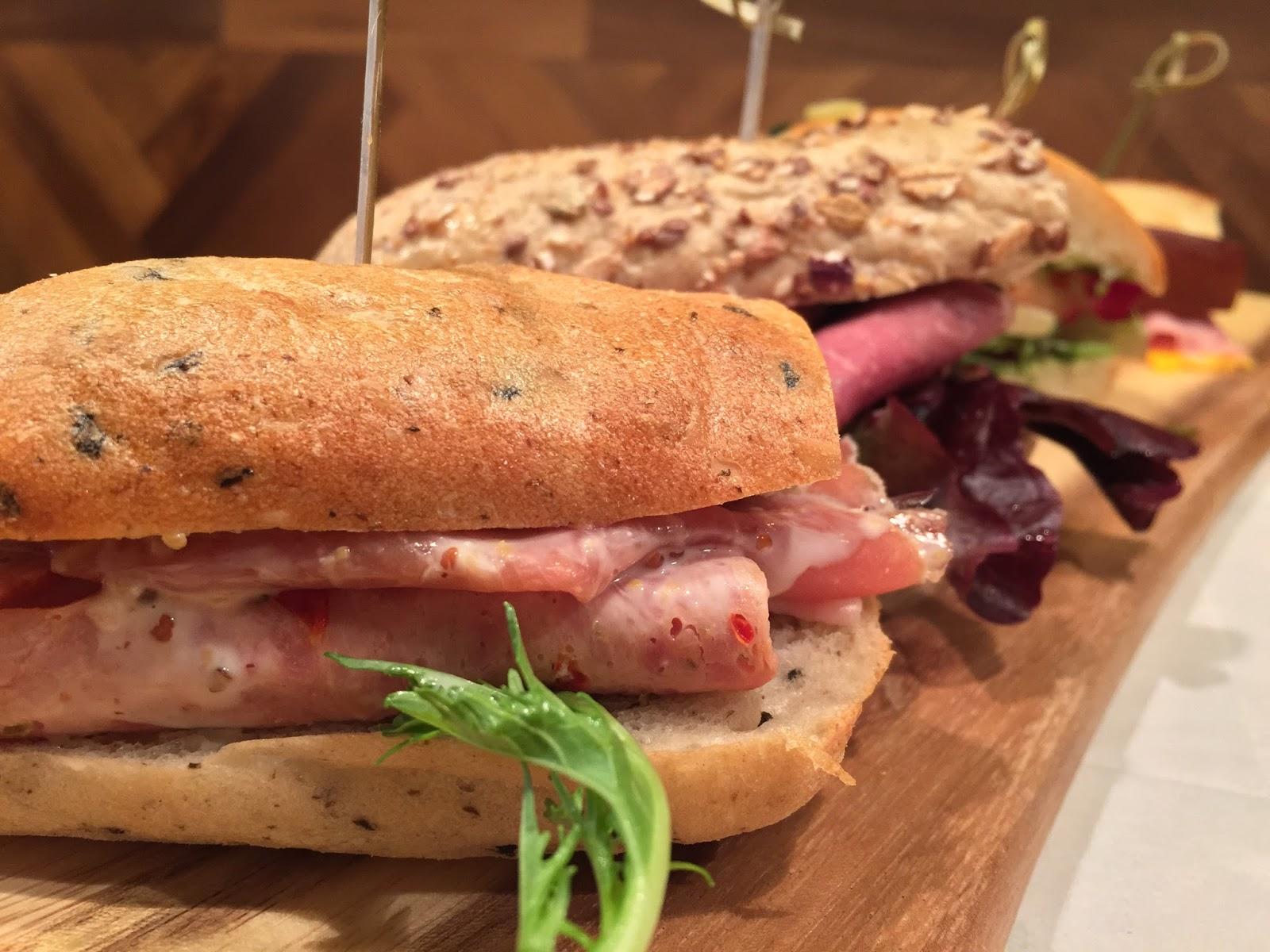 Artisan Sandwiches & Baguette - MEDZS Bistro & Bar