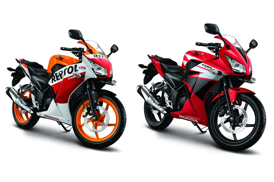 Motor cbr harga honda 150 indonesia