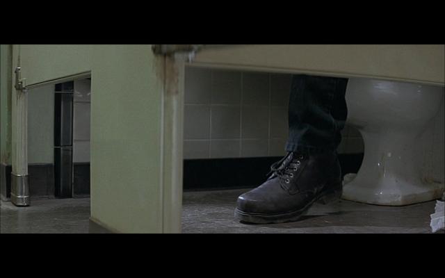 Scream bathroom scene
