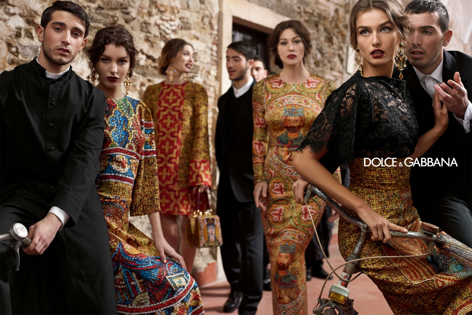 Dolce & Gabbana Frangrances TV Commercial, 'Italy' Song by Mina
