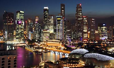 gedung pencakar langit di seluruh dunia