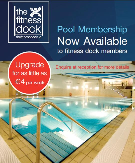 pool membership now available the fitness dock blog