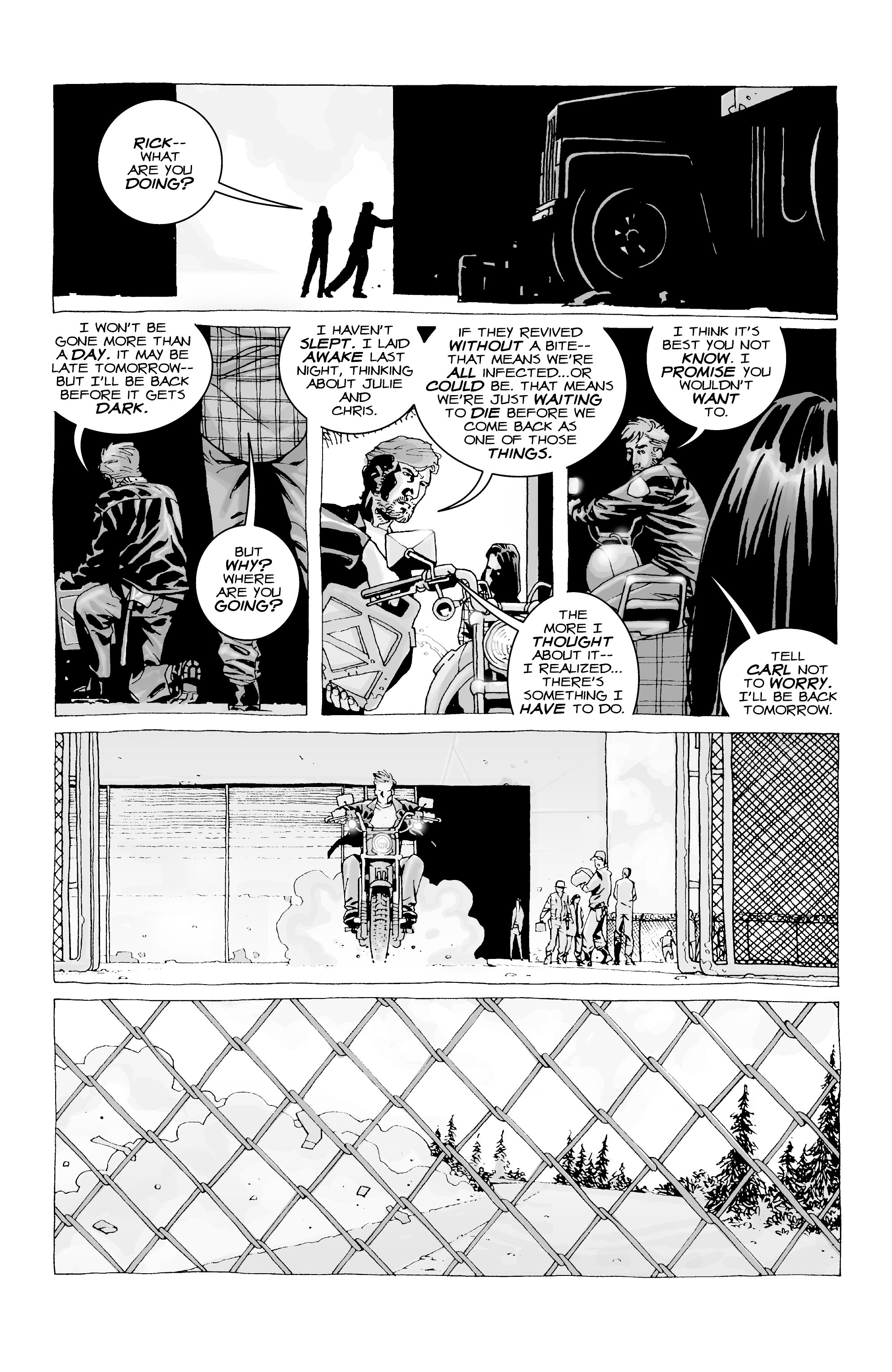 The Walking Dead Issue #15 Page 10
