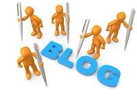 blogger bukan sekdar nulis