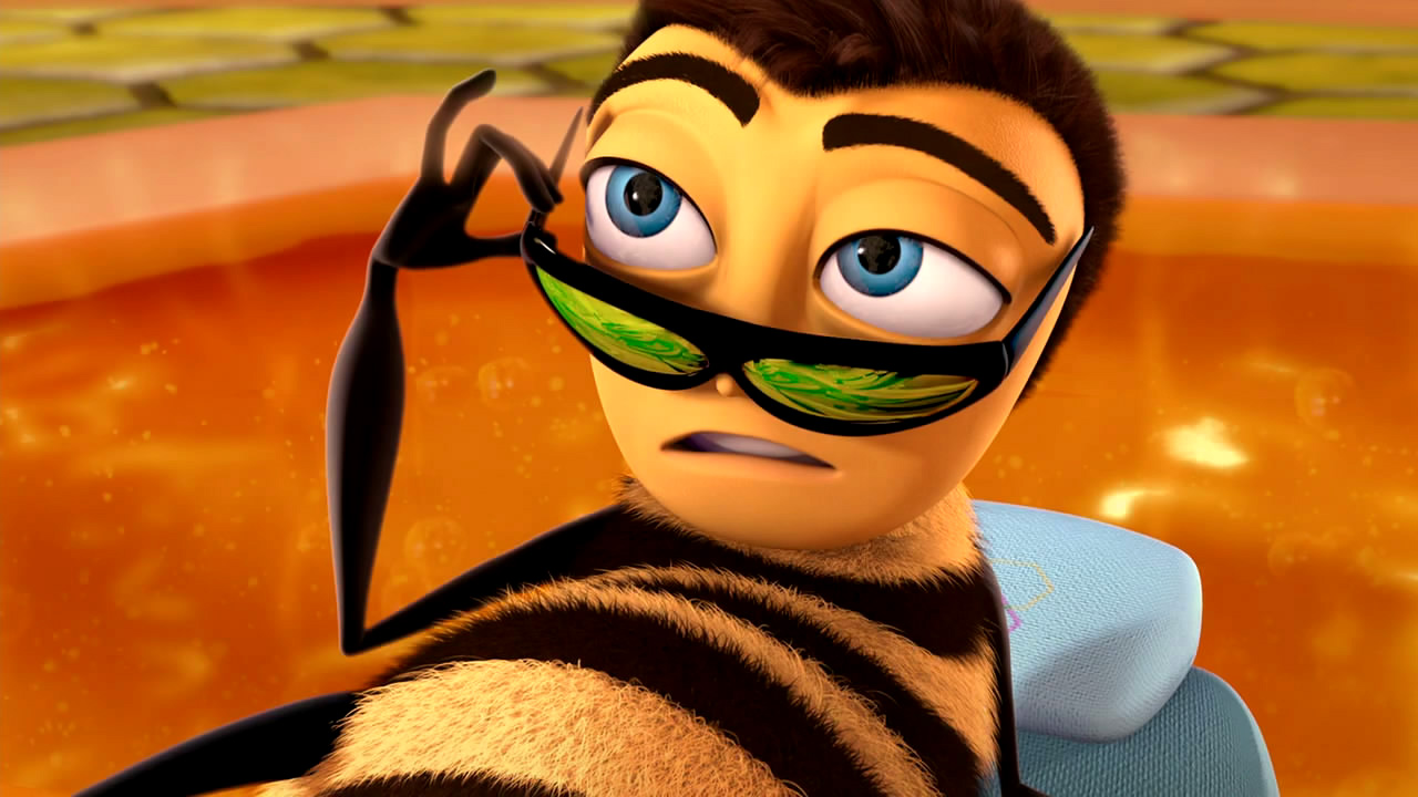 bee movie starts with a promisi...