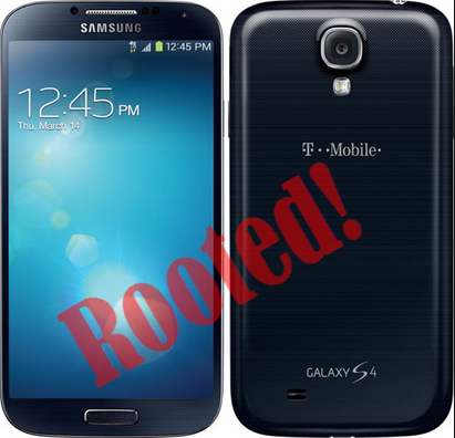 Root T-Mobile Samsung Galaxy S4 SGH-M919N