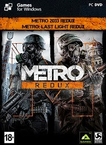 Metro Redux Bundle Repack-Black Box