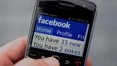 Facebook su cellulari