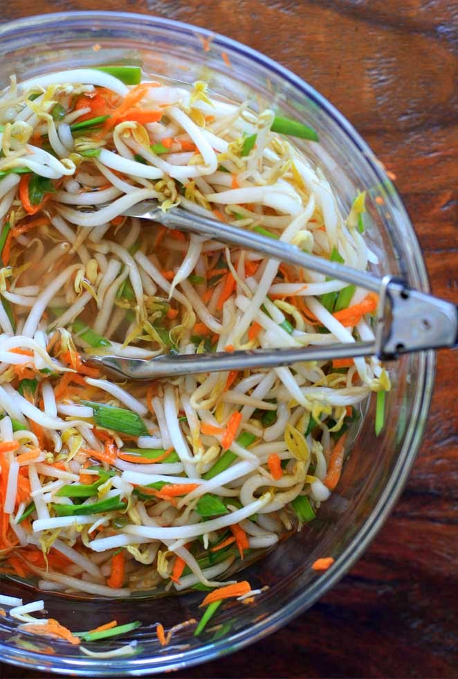 how to grow asian mung bean sprouts