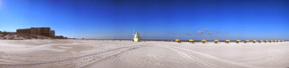 Strand von Clearwater Beach, Florida USA - schönste Strände der USA