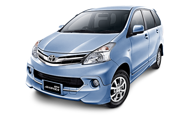 Warna Avanza Light Blue Metalic