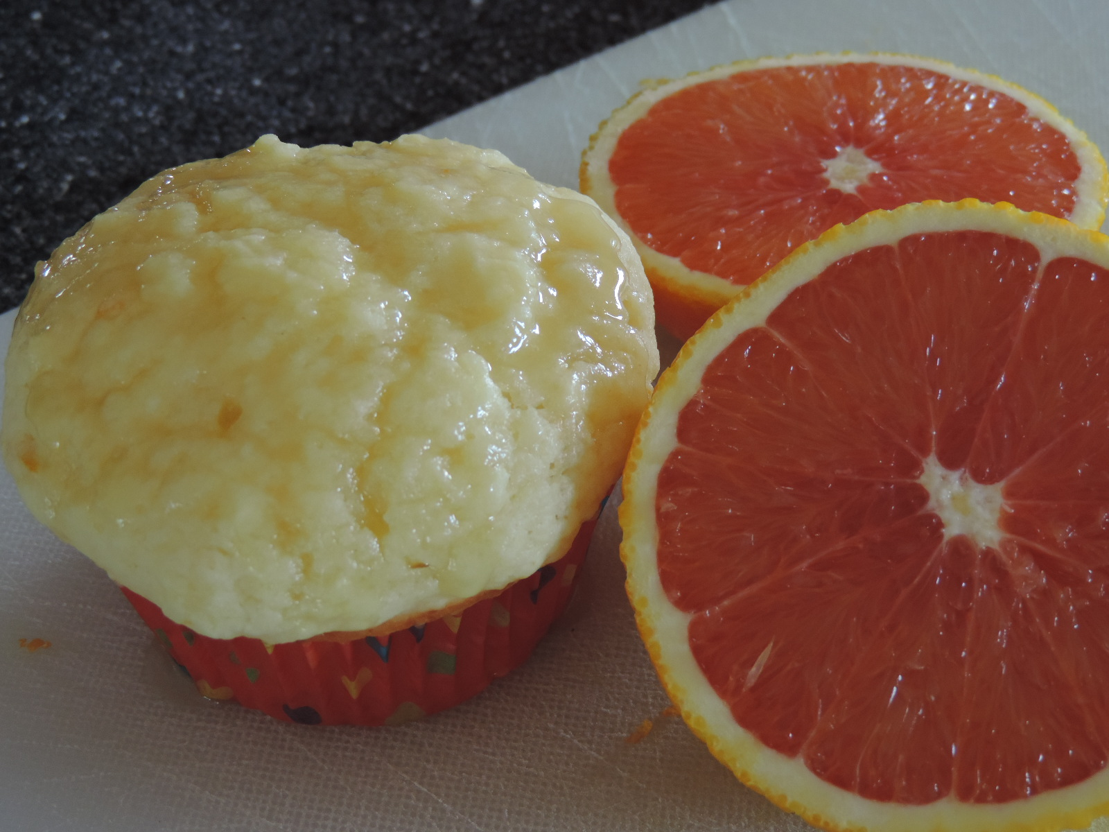 maman m lanie cuisine muffins l 39 orange. Black Bedroom Furniture Sets. Home Design Ideas